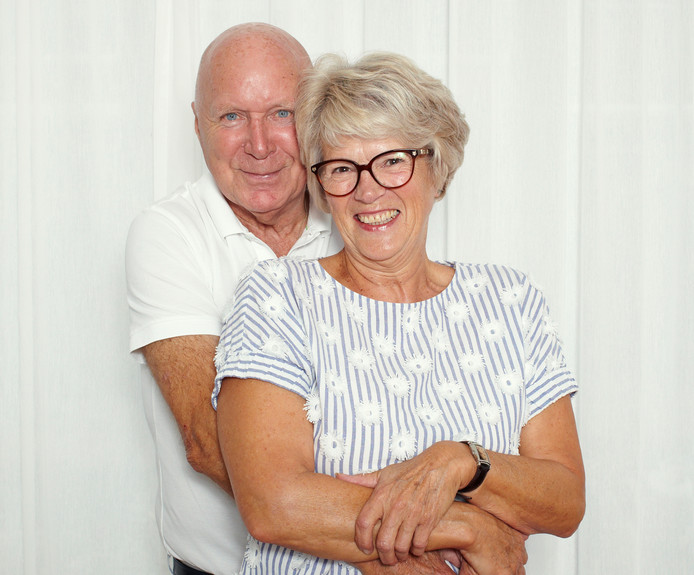 Jan en Margret