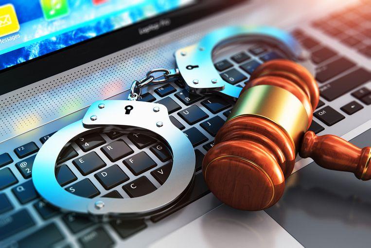 Terwijl volgens de politiestatistieken nagenoeg alle klassieke criminele fenomenen, zoals woninginbraken en autodiefstallen, in dalende lijn zijn, is er al jaren één grote uitzondering: ICT-criminaliteit. Beeld Thinkstock