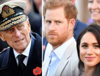 """Miljoen euro voor Oprah-interview dat Britten niet willen zien: kritiek van Harry en Meghan """"ongepast"""" nu prins Philip (99) voor zijn leven vecht"""