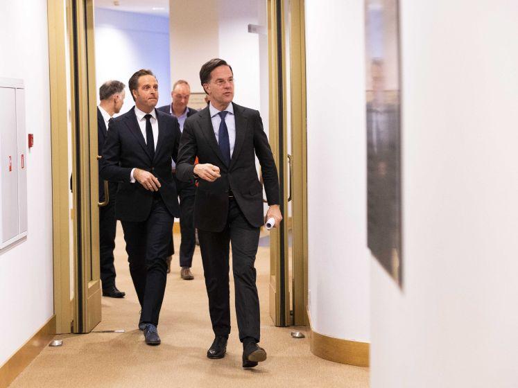 Kabinet wilde druk niet langer weerstaan: dan maar een risico