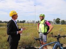 Kwart van personeel Evonik rijdt met fiets naar werk: workshops tegen dodehoekongevallen