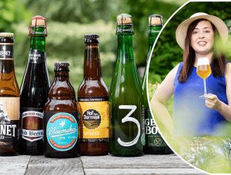 Wat zijn de lekkerste streekbieren in Vlaams-Brabant? Biersommelier Sofie Vanrafelghem selecteert haar favorieten