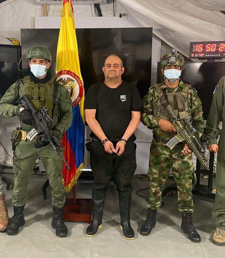 Grootste drugsbaron Colombia opgepakt: 'Alleen te vergelijken met val van Pablo Escobar'