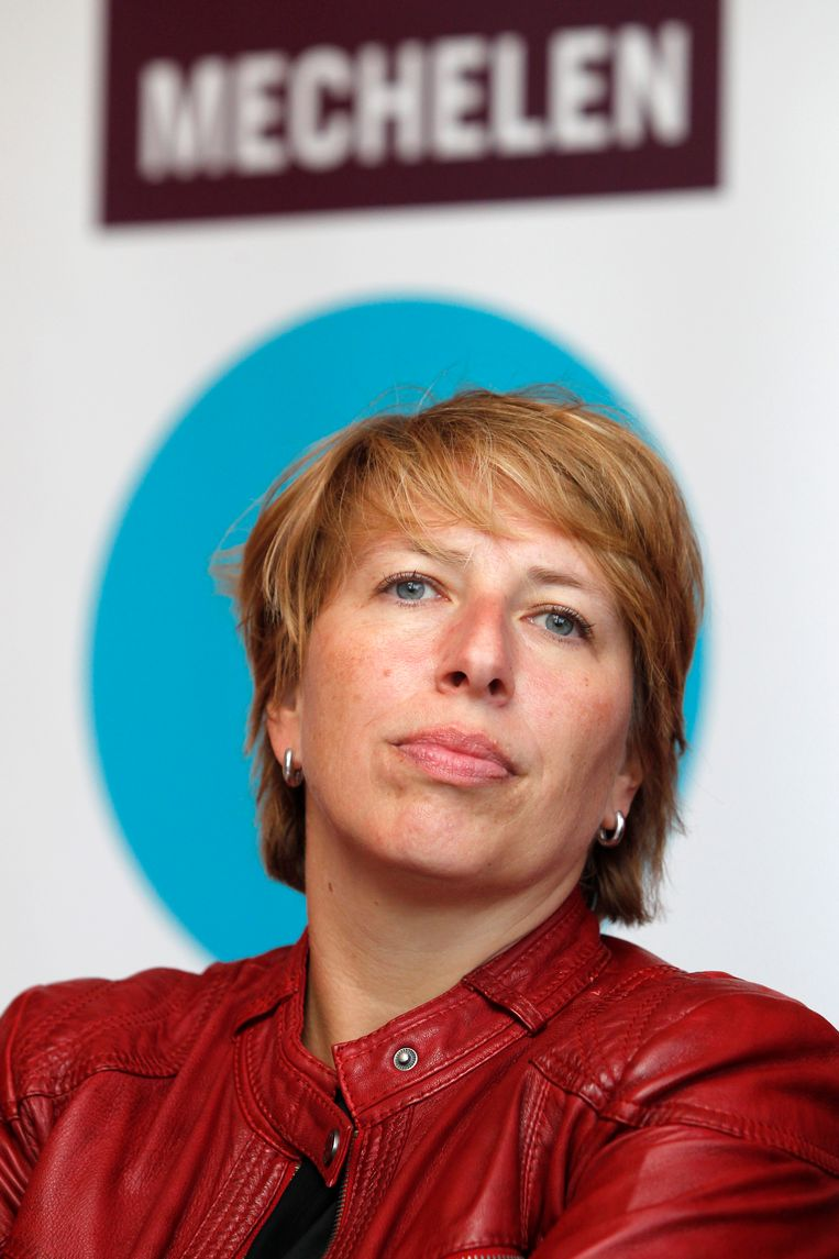 Caroline Gennez (sp.a).