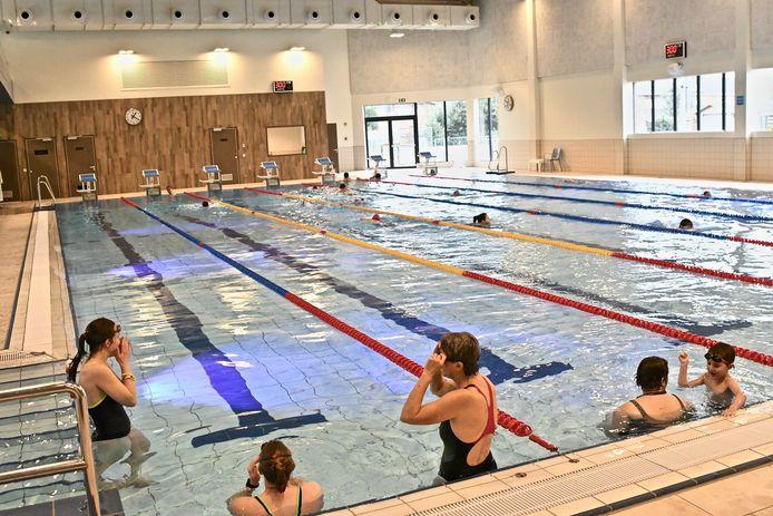 De Zwemkom Wevelgem.