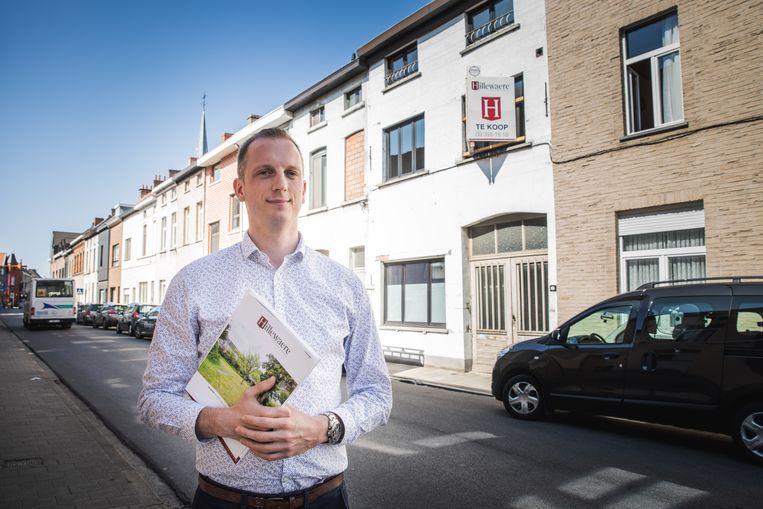 Het pand in de Emanuel Hielstraat ging uiteindelijk 40.000 euro meer dan geschat.
