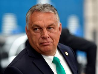 """Hongaars premier Orbán reageert op schandaal partijgenoot: """"Wat hij gedaan heeft, is onacceptabel"""""""