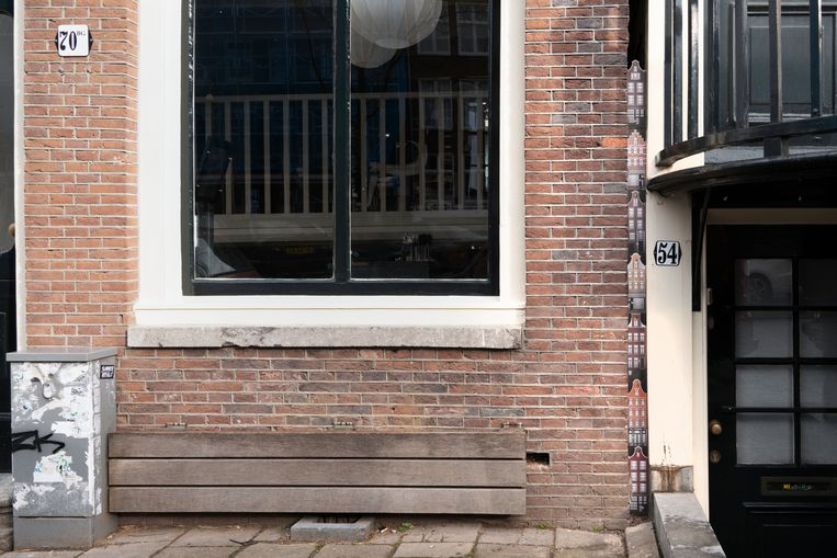 Westerstraat. Beeld Frankey