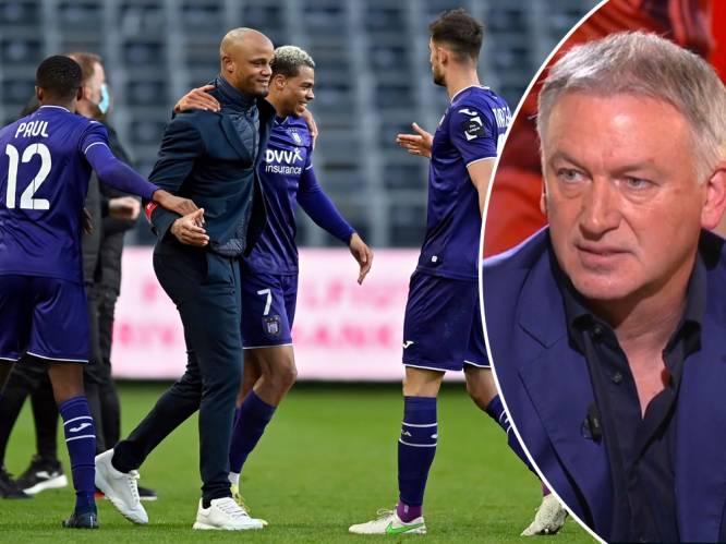 """Marc Degryse over de scenario's op de slotspeeldag: """"Anderlecht verdient play-off 1, Oostende heeft 1 procent kans op kwalificatie"""""""