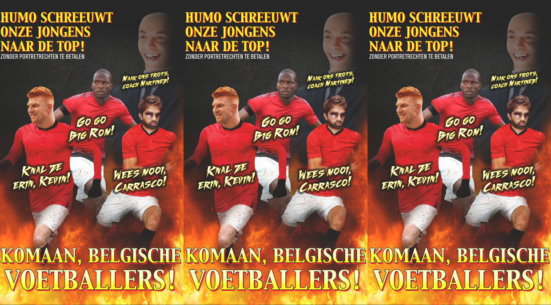 Poster Beeld Humo
