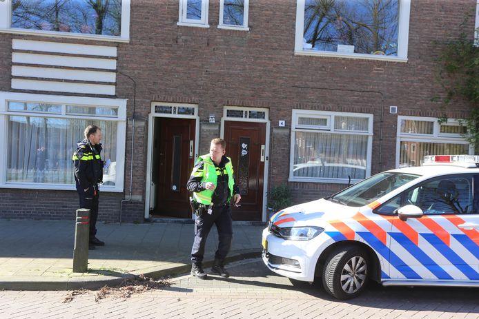 Woningoverval op de Willem van Nassaulaan in Den Bosch.