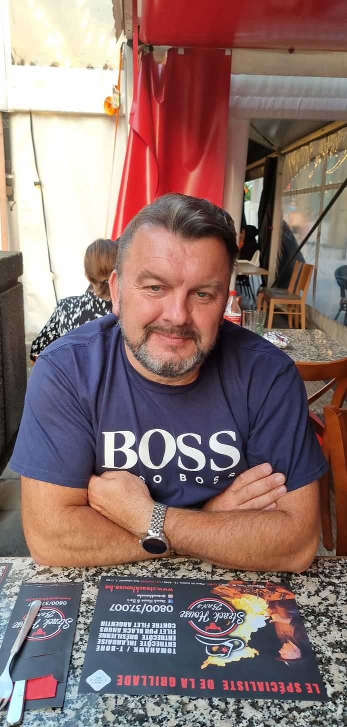Sébastien Brohette, gérant du 'So You' à Charleroi et membre du comité de direction de l'UCAC