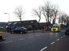 Ernstig ongeluk Wezep: motorrijder botst op auto
