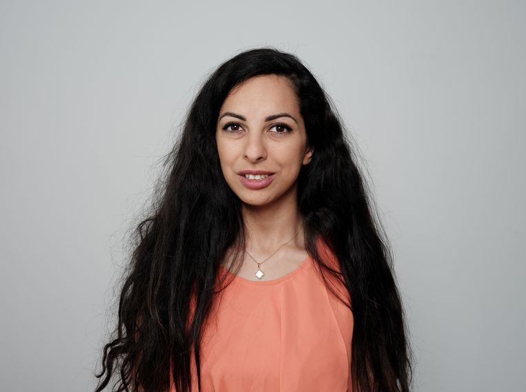 Zelfa Madhloum. Beeld vincent duterne/photo news