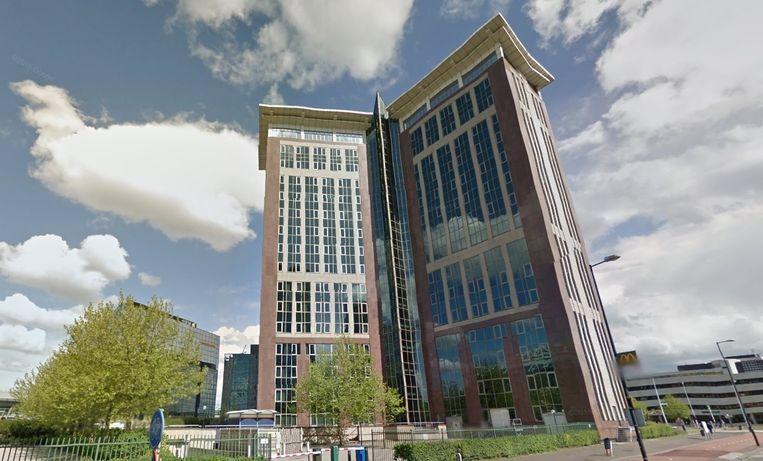 Het kantoorgebouw De Oliphant. Beeld Google Street View