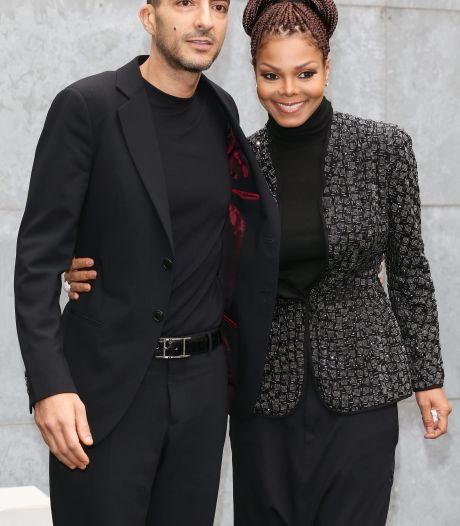 Janet Jackson gaat niet scheiden