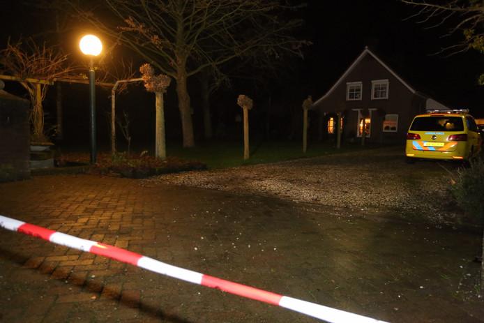 Oudere man overvallen in woning in Maren-Kessel