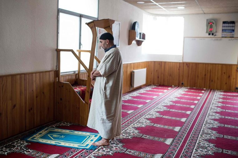De moskee van Ripoll. Beeld AFP