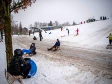 Nog voor de eerste vlokken vielen verheugde ik me op de sneeuw, zondag was de grote anticlimax