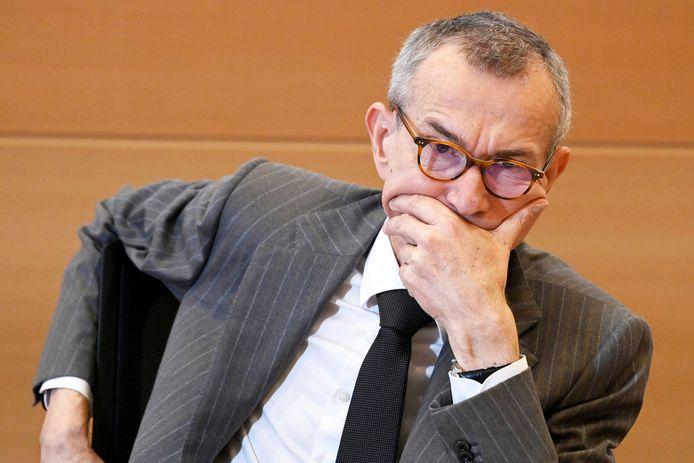 Le ministre de la Santé publique Frank Vandenbroucke.