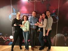 Twee dansscholen nemen 'schoen' over Erik en Petra Volkers