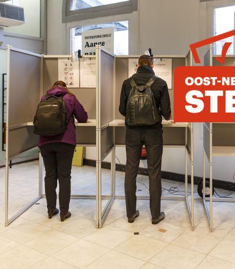 Deze inwoners van Oost-Nederland doen mee aan de Tweede Kamerverkiezingen (en nu weet jij wie het zijn)