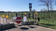 Blokkades aan grensovergang Riemst continu vernield