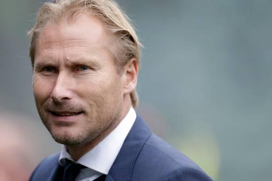 Peter Hofstede, technisch manager bij De Graafschap.