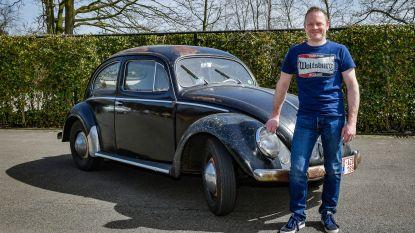 OOK BIJ OLDTIMERS | Dromen van een Porsche, rijden met een Volkswagen
