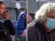 """Se sentant intimidée par le père d'une joueuse, l'arbitre fait appel à la sécurité en plein match: """"J'aimerais avoir quelqu'un"""""""