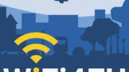 Gratis wifi in drie gebouwen van gemeente