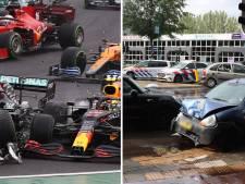 Nieuws gemist? Meerdere zoektochten naar ontkomen verdachten en chaotische taferelen bij Formule 1