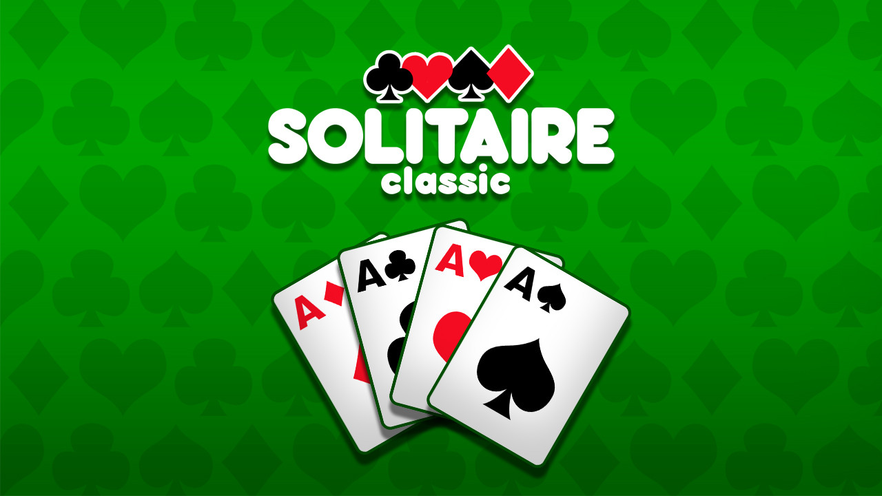 Solitaire.