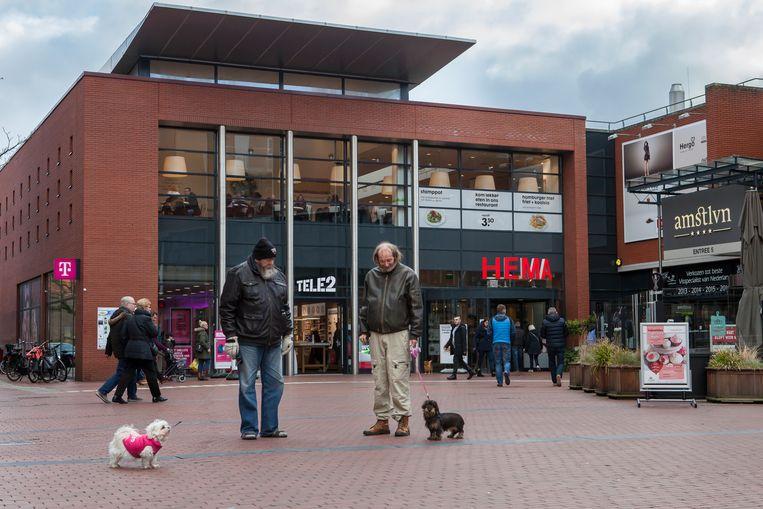 Amstelveen winkelcentrum Stadshart  Plannen voor overkapping Beeld Julie Hrudova
