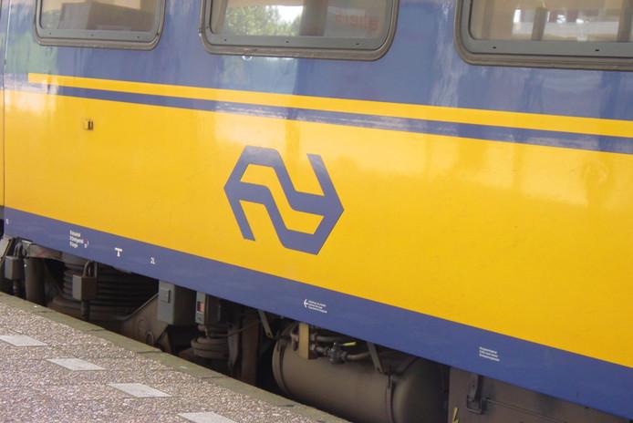 NS stock trein.
