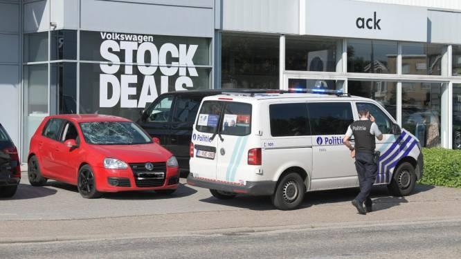 Twee mensen belanden in ziekenhuis na vechtpartij aan autogarage in Kontich