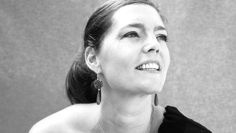 Zangeres Luna Zegers: 'Flamenco, dat gebeurde totaal onverwacht, nadat ik alle tranen had gehuild die ik nog niet gehuild had.' Beeld -