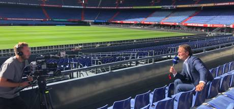 Feyenoord zegt 'ja' tegen het nieuwe stadion, maar neemt pas volgend jaar echt een besluit: 'Gelukkig'