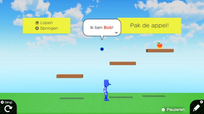 Nintendo lanceert game die kinderen leert programmeren