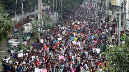 Konvooi van Amerikaanse ambassadrice aangevallen in Bangladesh