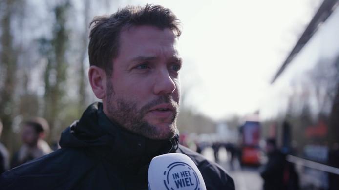 Michiel Elijzen over de valpartijen.