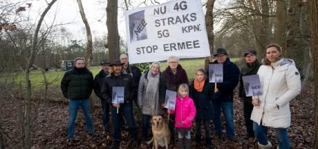 Plannen voor plaatsing zendmast in Wissel stuiten op verzet