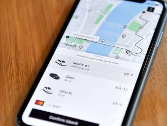 Brusselse Uber-chauffeurs mogen bestelling via smartphone niet langer aanvaarden