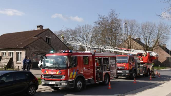 Beginnende schouwbrand in Heirbaan snel onder controle