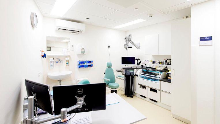 Behandelkamer in het OLVG Beeld anp