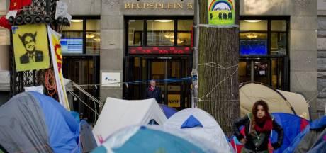 'Geen ultimatum voor Occupy Beursplein'