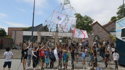 Leerlingen De Tinteltuin in de bres voor het klimaat