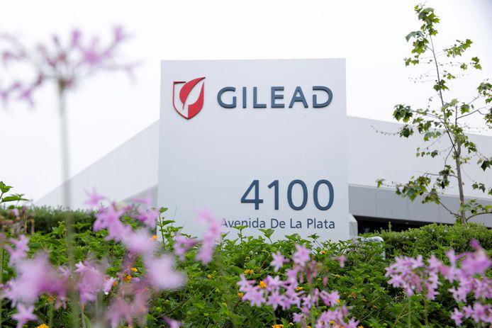 Gilead ontwikkelde remdesivir oorspronkelijk als medicijn tegen ebola.