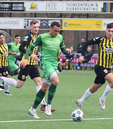 Reserves van Vitesse winnen in geheim oefenduel van B-ploeg De Graafschap: 3-4