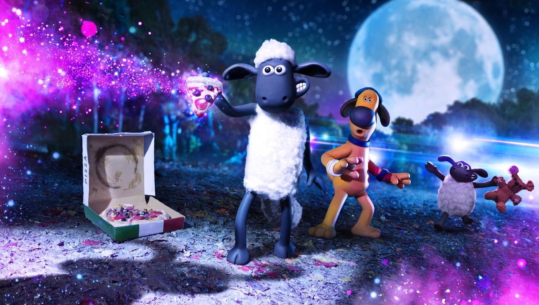Shaun het Schaap is terug en er is een nieuwe buitenaardse gast op de boerderij.